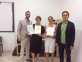 Consegna Certificati cambridge 2014