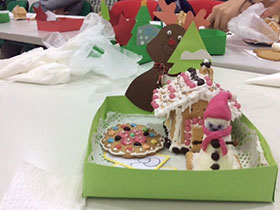 Ginger Bread House - Christmas 2014